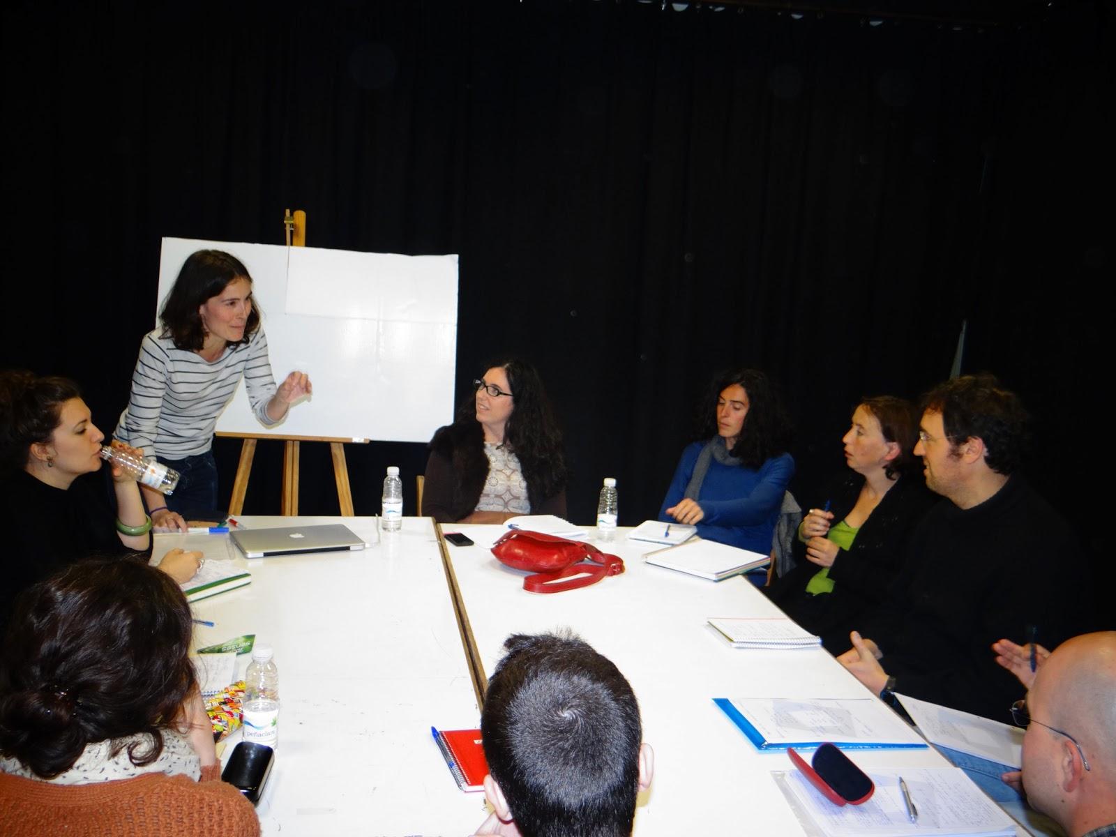 Curso gestión cultural 2013