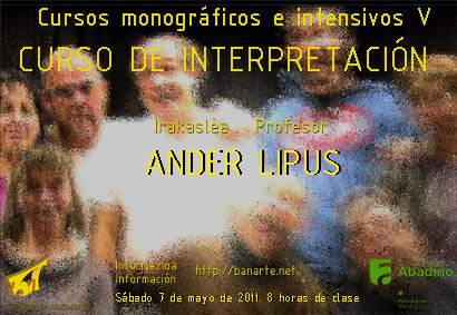 interpretación 2011